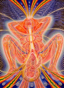 Birth by Alex Grey