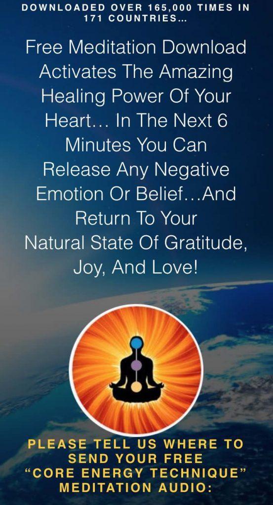 core energy meditation