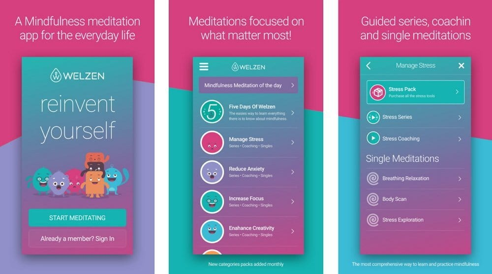 Best Meditation and Mindfulness Apps of 2019 [iOS & Android]