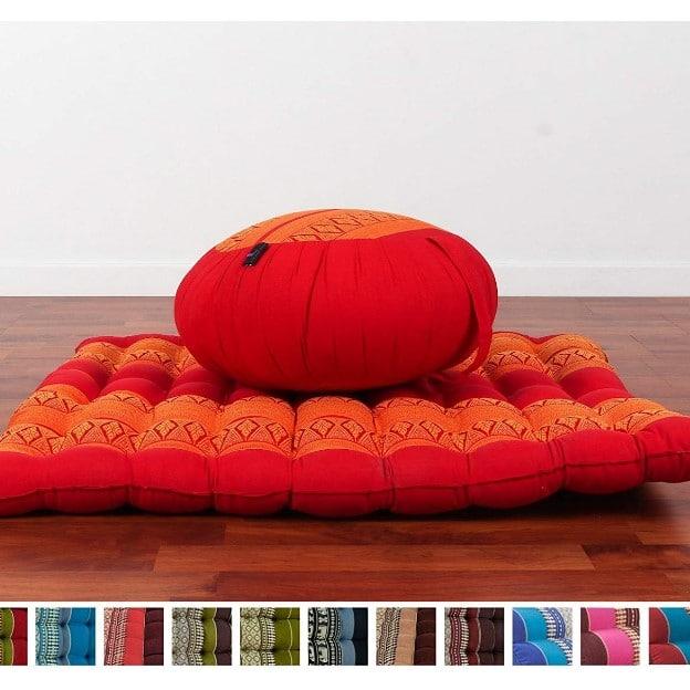 leewadee meditation cushion set 11