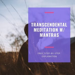 2 transcendental meditation with mantras list