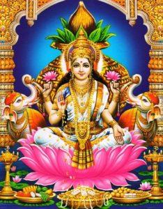 goddess lahkshmi