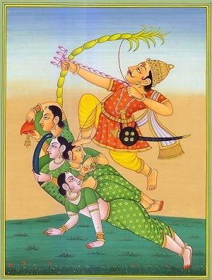 lord-kamadeva-cupid-kleem mantra