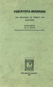pancavimsa-brahmana-book