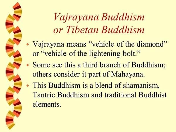 buddhist vajrayana tradition