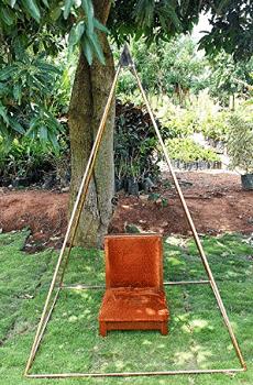 nubian copper pyramid