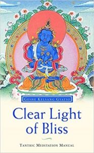 Clear Light of Bliss A Tantric meditation manual by Geshe Kelsang Gyatso