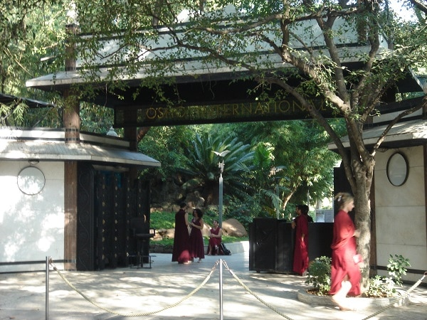 osho meditation center pune india
