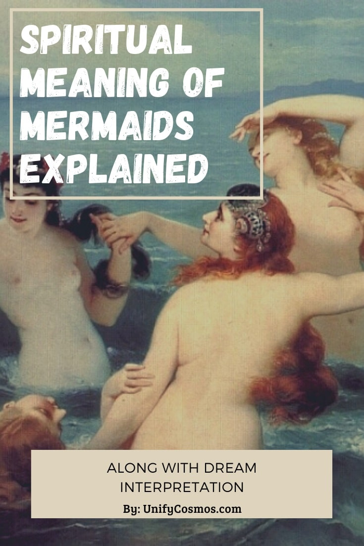 Spiritual Meaning Of Mermaids Explained by Unify Cosmos