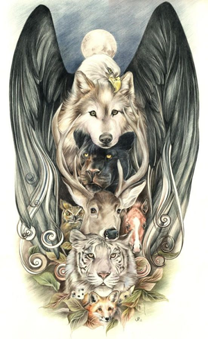 more-animal-totems